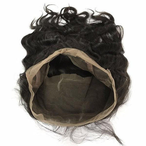 360° LACE FRONTAL - Beach Wave - Tressence Virgin Hair - 2