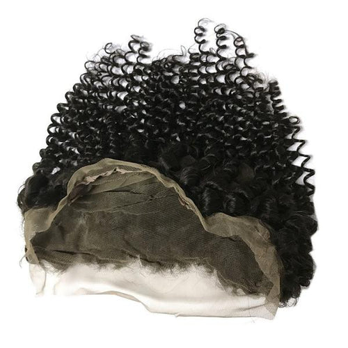 360° LACE FRONTAL - Deep Wave - Tressence Virgin Hair - 2