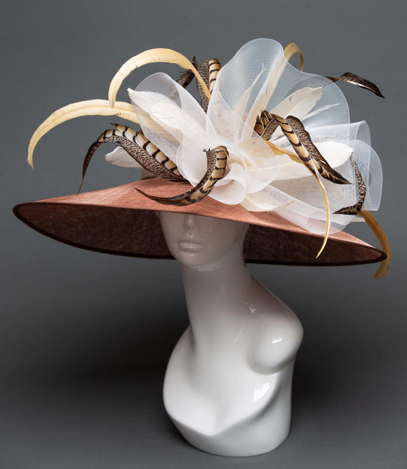 Sophia - Custom Hat Collection - The Hat Girls