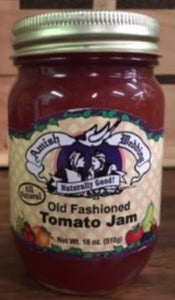 Amish Wedding Tomato Jam (18) Oz