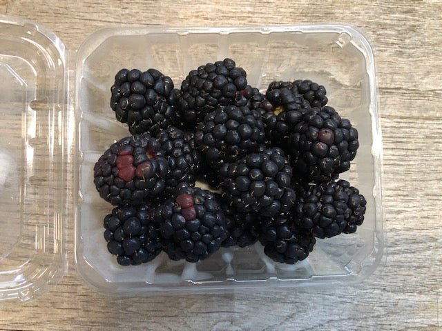 Blackberries (1) Pint