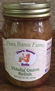 Flora Bama Farms Vidalia Onion Receipt (16) Oz