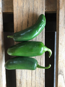 Jalapeno Peppers (3) Ct