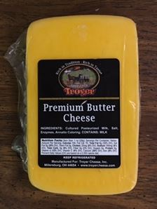 Premium Butter Cheese (8) Oz