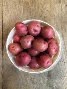 Red Creamer Potatoes (2) Lbs