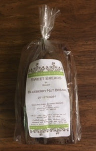 Sandy's Sweet Breads Blueberry Nut (10.5) Oz