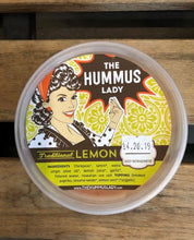Load image into Gallery viewer, Lemon Hummus (9) Oz