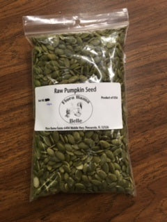 Raw Pumpkin Seeds (12) Oz