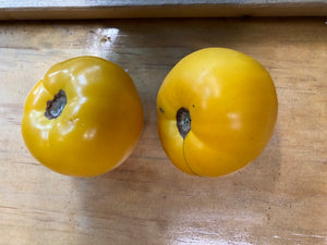 Yellow Vine Ripe Tomato (2) Ct
