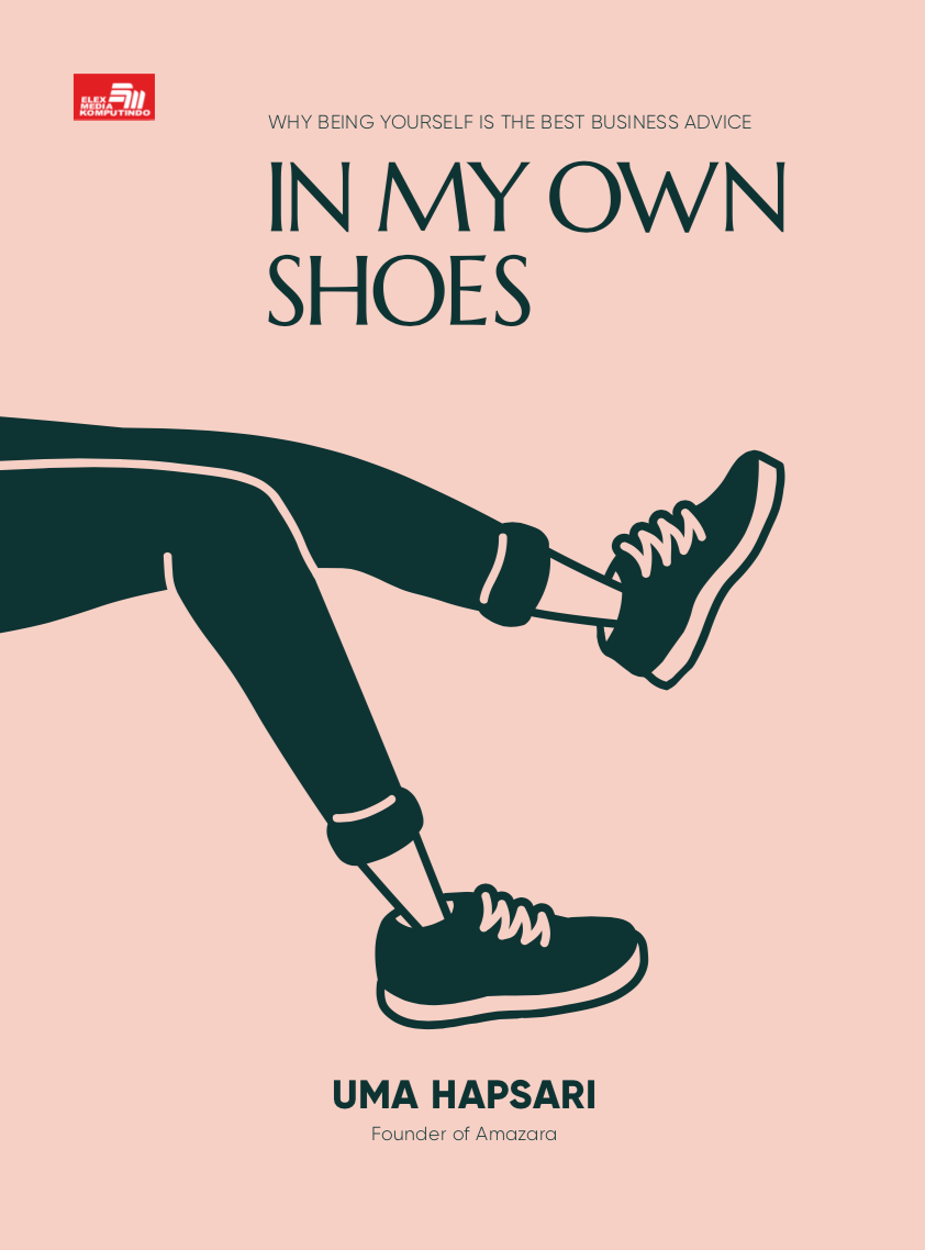 In My Own Shoes Book