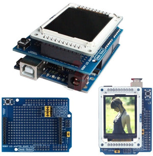 "LCD Screen, TFT 1,8"", SPI, 160x128 px"