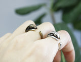 Cute Rabbit Wrap Ring in 2 colors