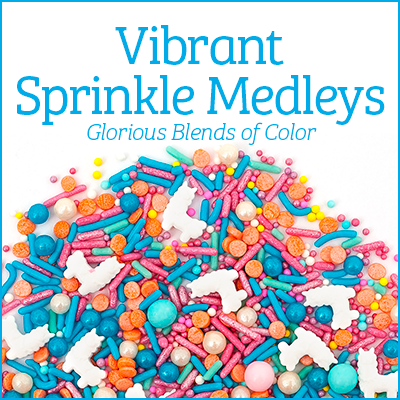 Flavored Candy Sprinkles