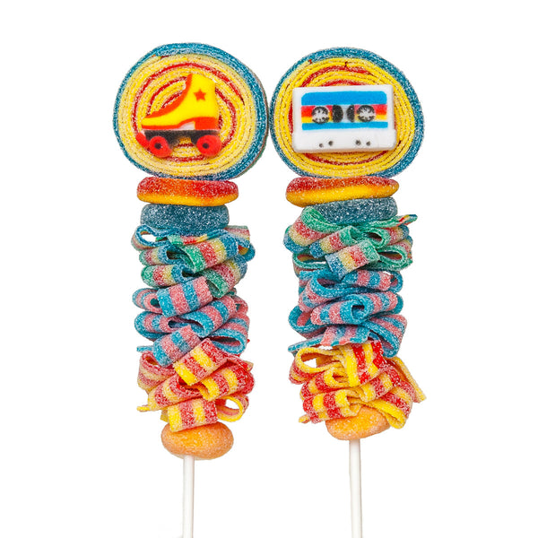80's inspired Candy Kabobs - 6qty