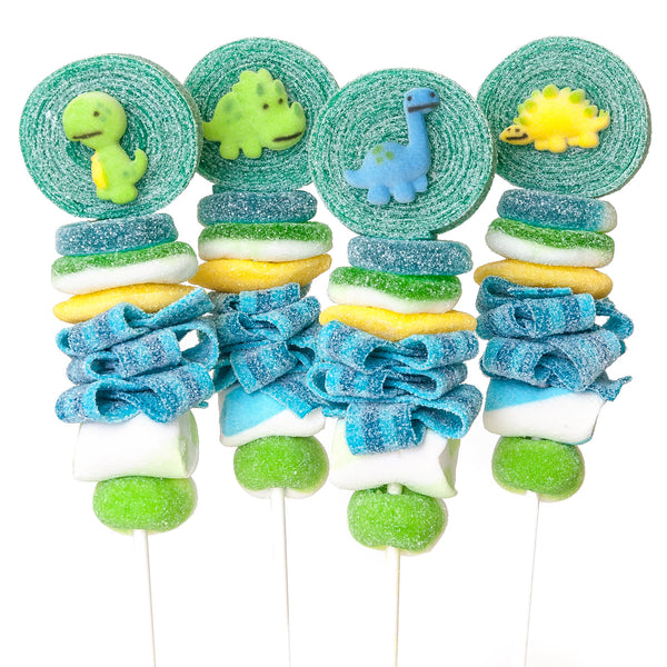 Dinosaur Candy Kabobs - 6qty