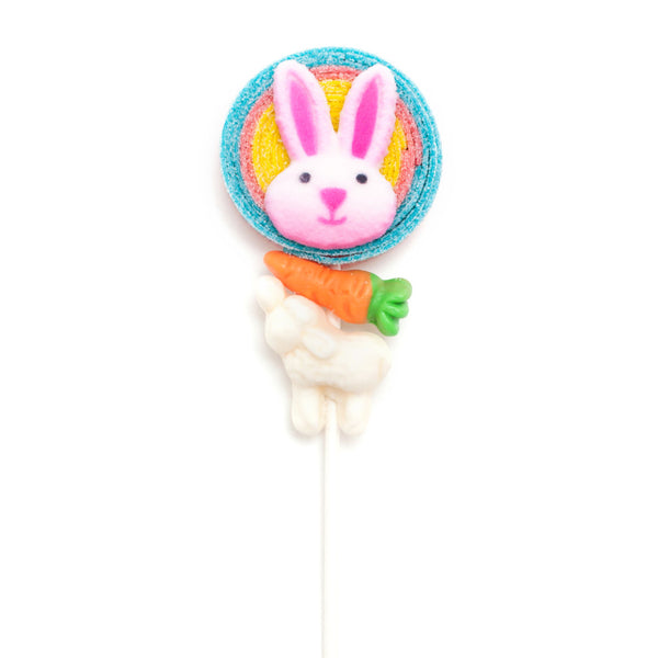 Bunny Sour Lolli's - 6qty