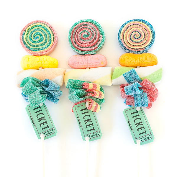 Circus Candy Kabobs - 6qty