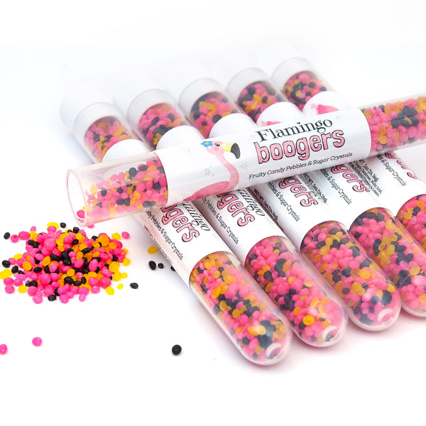 Flamingo Boogers 6-Pack