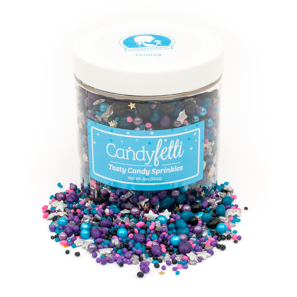Galaxy Candyfetti™ Candy Sprinkles