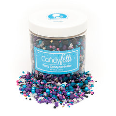 Galaxy Flavored Candy Sprinkles