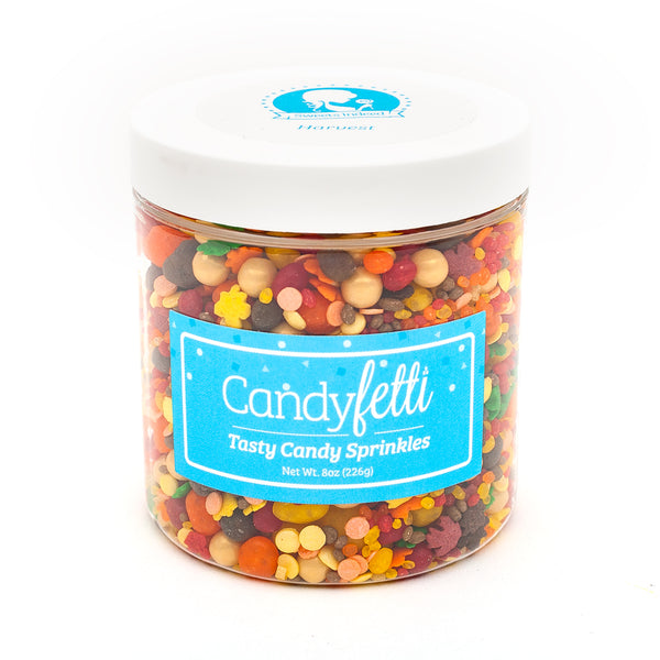 Harvest Candyfetti™ Candy Sprinkles