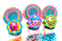 Shopkins Candy Kabobs - 6qty