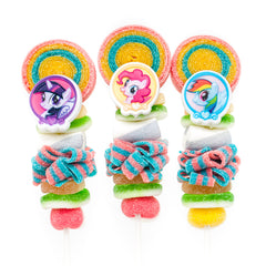 My Little Pony Candy Kabobs - 6qty