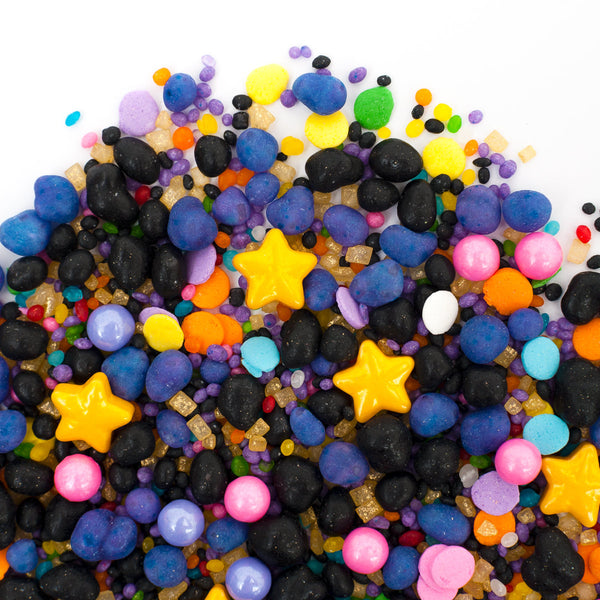 Pop Star Flavored Candy Sprinkles