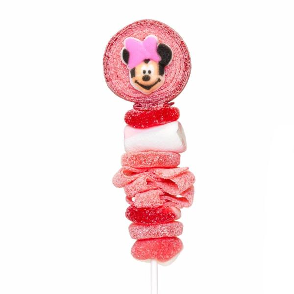 Minnie Mouse Candy Kabobs - 6qty