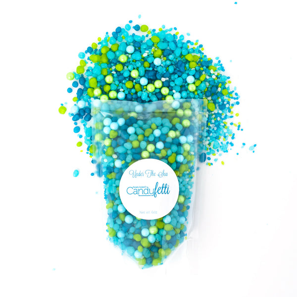Under The Sea Candyfetti™ Candy Sprinkles