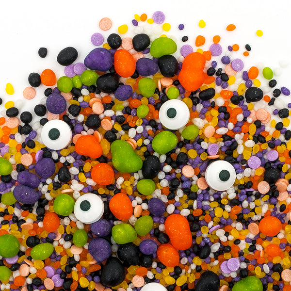 Monster Mash Flavored Candy Sprinkles