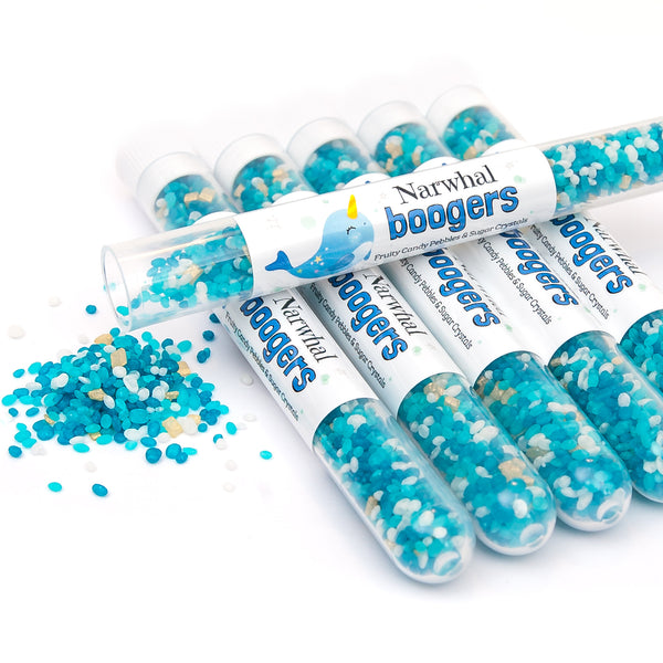 Narwhal Boogers 6-Pack