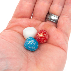 Red White & Blue Balls - 9oz