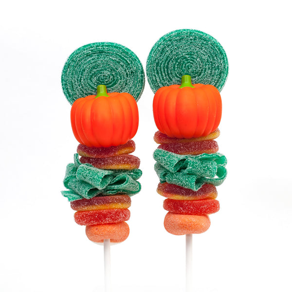 Pumpkin Candy Kabobs - 6qty