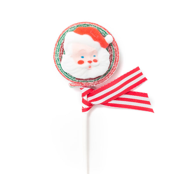 Santa Sour Lolli's - 6qty