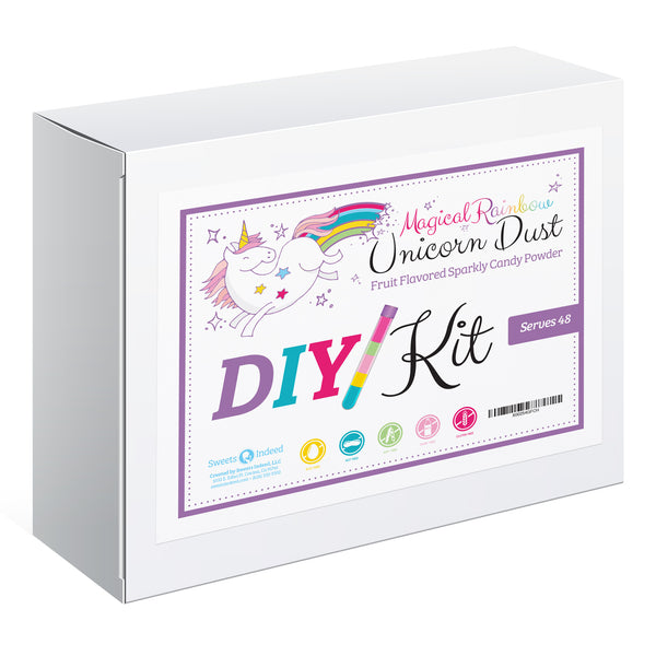 Magical Rainbow Unicorn Dust DIY Kit