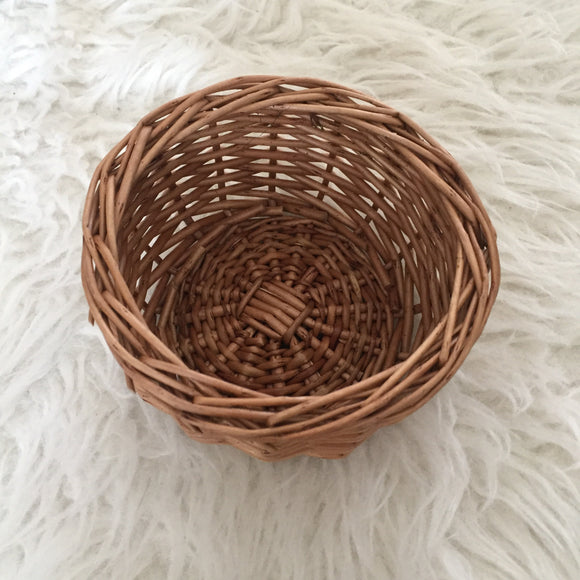 Mini bowl / Tiny willow basket