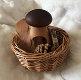 Carla's Treasure Autumn Tiny Sensory Basket