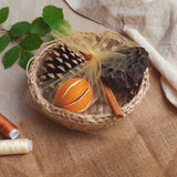 """Sense of smell and touch"" sensory basket"