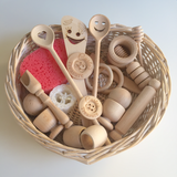 "Carla's Treasure ""Heart"" Sensory Basket"