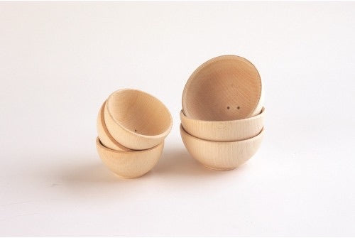 Wooden Bowls 70mm
