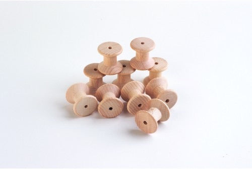 Wooden Spool 35mmD - 1 piece