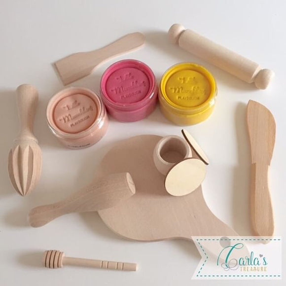 Playdough Play Kit 3