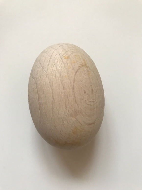Individual Wooden Egg / Outlet