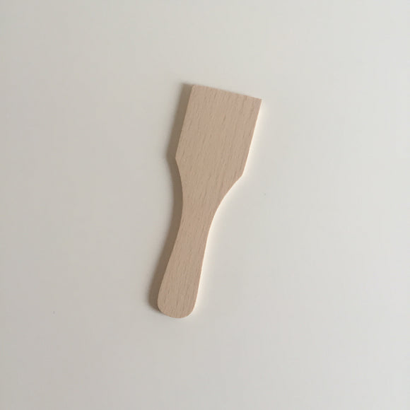 Mini Wooden Spatula
