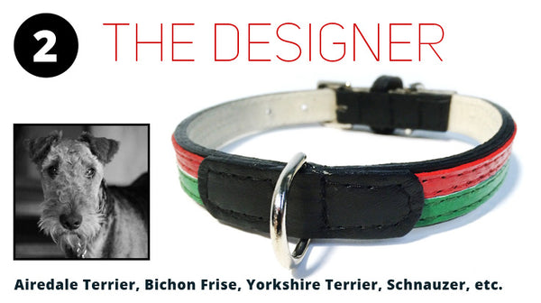 The Designer Dog Collar