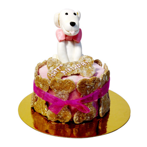 Lee And Marie's Cakery Dog Birthday Cake