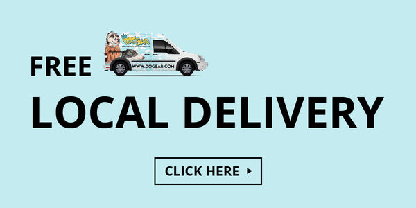Free local pet food delivery