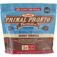PRIMAL RAW PRONTO FORMULA FOR CATS