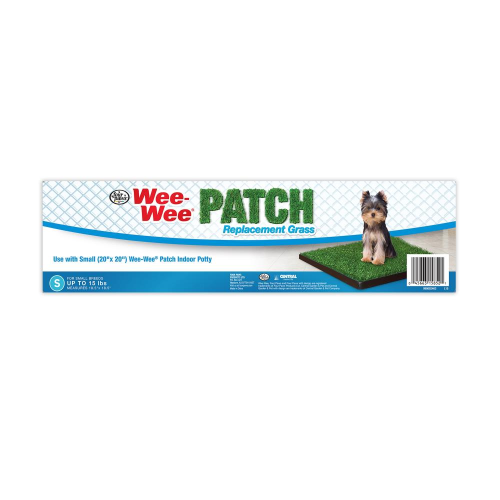 Wee-Wee Patch Indoor Potty Replacement Grass